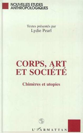 Couverture Corps, art et société