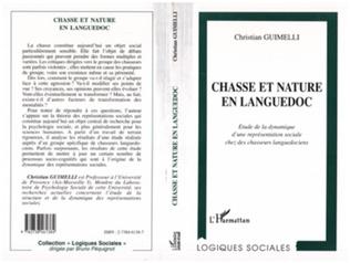Couverture Chasse et Nature en Languedoc