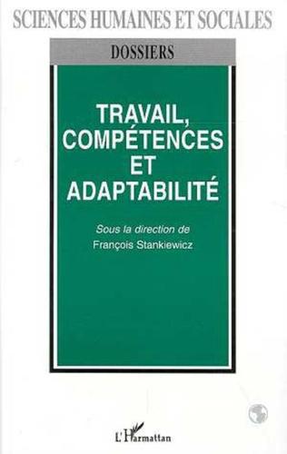 Couverture Travail Compétences et Adaptabilité