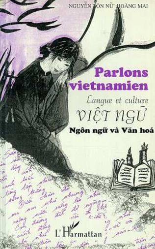Couverture PARLONS VIETNAMIEN