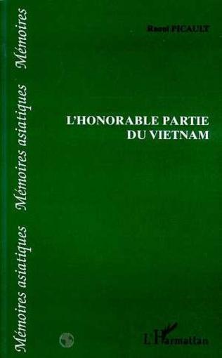 Couverture L'honorable partie de Vietnam