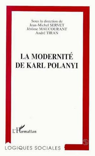 Couverture La Modernité de Karl Polanyi