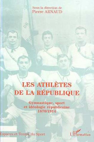 Couverture Les Athlètes de la République