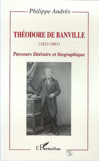 Couverture Théodore de Banville (1823-1891)