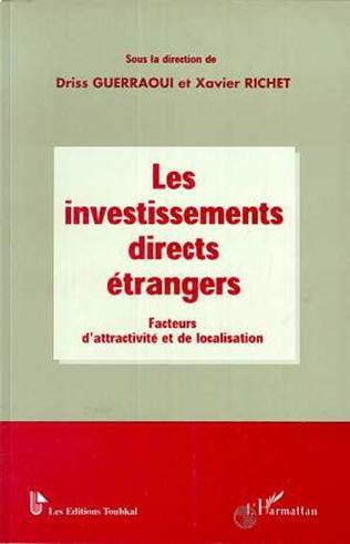 Couverture Les investissements directs étrangers