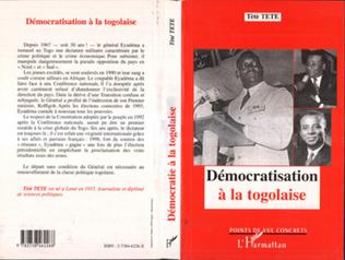 Couverture Démocratisation à la Togolaise
