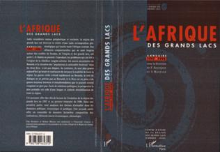 Couverture Annuaire 1997-1998