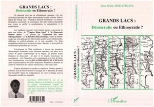 Couverture Grands lacs : démocratie ou ethnocratie ?