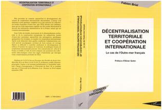 Couverture Décentralisation Territoriale et Coopération Internationale