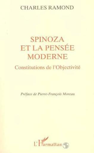 Couverture Spinoza et la Pensée Moderne