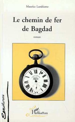 Couverture Le Chemin de Fer de Bagdad