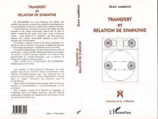 Couverture Transfert et Relation de Sympathie
