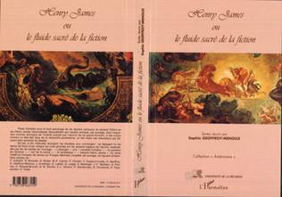 Couverture Henry James ou le fluide sacré de la fiction