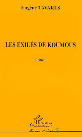 Couverture Les Exilés de Koumous