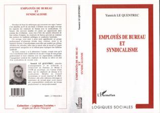 Couverture Employés de Bureau et Syndicalisme