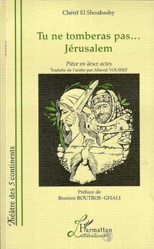 Couverture Tu ne tomberas pas… Jérusalem