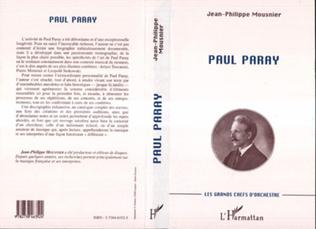Couverture PAUL PARAY