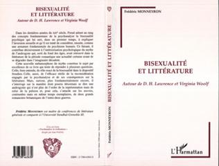 Couverture Bisexualité et Littérature