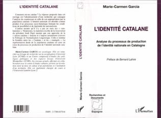 Couverture L'identité Catalane