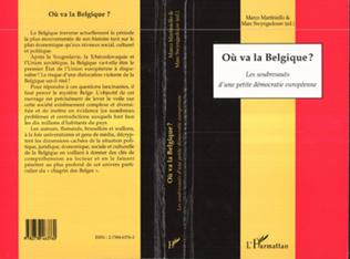 Couverture Où va la Belgique ?