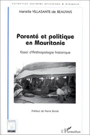 Couverture Parenté et Politique en Mauritanie