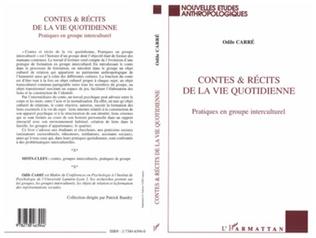 Couverture Contes et Récits de la Vie Quotidienne