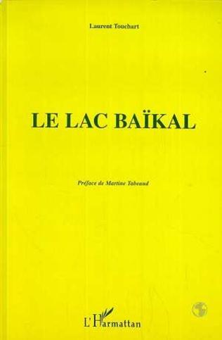 Couverture Le Lac Baïkal