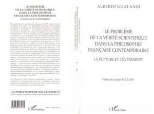 Couverture Le Problème de la Vérité Scientifique dans la Philosophie Française Contemporaine