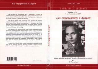 Couverture Les Engagements d'aragon (n°23-24)