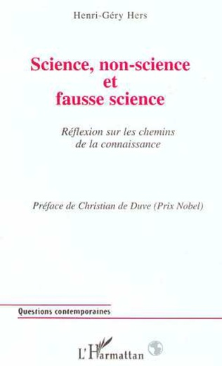 Couverture Science Non-Science et Fausse Science