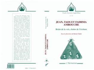 Couverture JEAN, TAOS ET FADHMA AMROUCHE