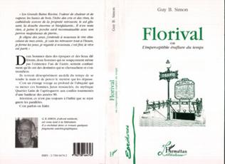 Couverture Florival ou l'imperceptible éraflure du temps