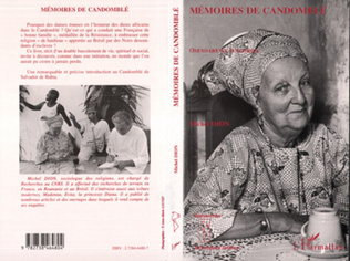 Couverture Mémoires de Candomblé