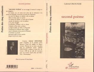 Couverture Second Poème