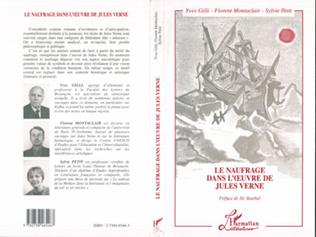 Couverture Le Naufrage dans l'oeuvre de Jules Verne