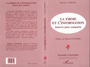 Couverture La Firme et l'information