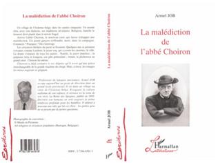 Couverture La Malédiction de l'abbé Choiron