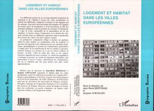 Couverture Logement et Habitat dans les Villes Européennes