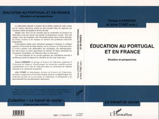 Couverture Education au Portugal et en France