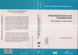 Couverture Politiques Sociales Européennes