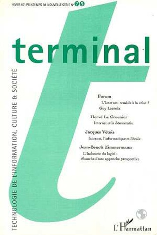 Couverture TERMINAL N°75