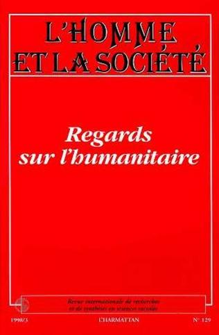 Couverture Regards sur l'humanitaire