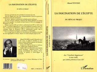 Couverture LA FASCINATION DE L'EGYPTE