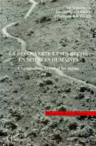 Couverture La Découverte et ses Récits en Sciences Humaines