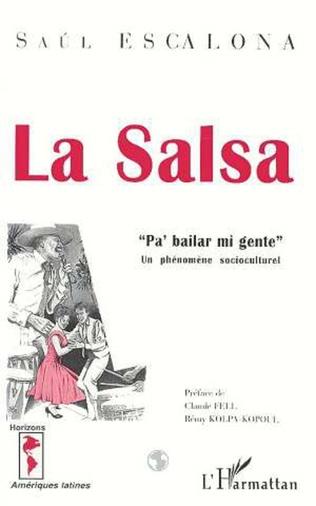 Couverture LA SALSA