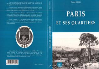 Couverture Paris et ses Quartiers