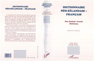 Couverture Dictionnaire Neo-Zelandais-Français