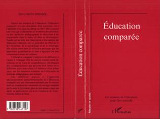 Couverture Éducation Comparée