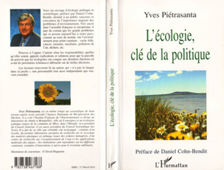 Couverture L'écologie, Clé de la Politique