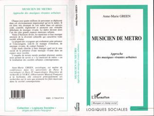 Couverture Musicien de Métro